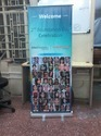 Promotional Roll Up Standees