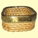 Square Cane Basket