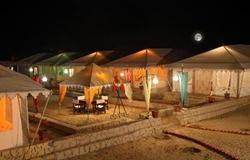 Book Your Desert Camps & Resorts
