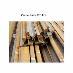 Crane Rails 120 Lbs