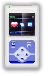 ECG12 Channel Holter ECG Monitoring System