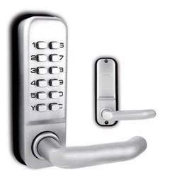 Weatherproof Keyless Spring Bolt Door Locks