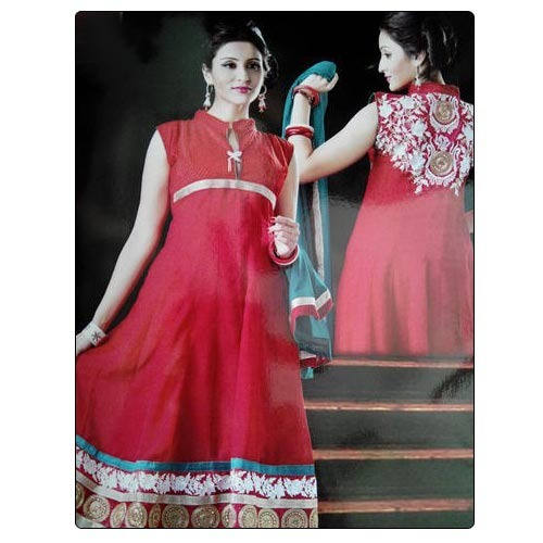 Embroidered Punjabi Suits