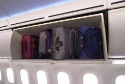 Composite Luggage Bins 3D Designing