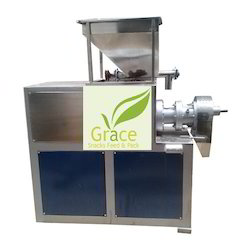 Maize Grit Puffs Nik Naks Snacks Extruder
