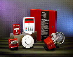 Electronic Fire Alarm System