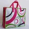 Plain & Handle Non Woven Fabric Box Bag, Capacity: Upto 5 Kg