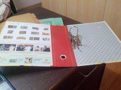 Custom Printed Box File
