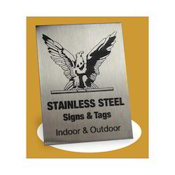 Stainless Steel Logos
