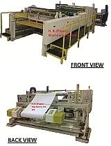 Paper Reel to Sheet Cutting Machine, Capacity: Standard