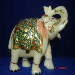 Marble Design Elephant