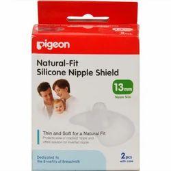 Nipple Shield, Packaging Type: Box