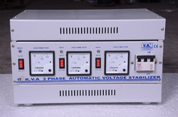 Automatic Voltage Stabilizer 3 Phase