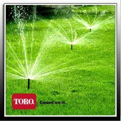 Garden Sprinkler Irrigation System