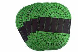 Table Mat (set Of 4) - Green