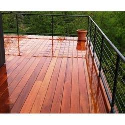 Solid  Wood Deck Flooring