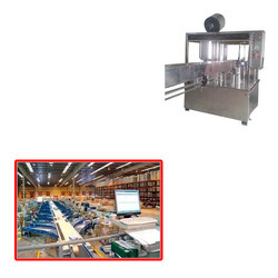 Juice Filling Machine for Food Industry