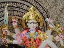 Marble Statue Durga