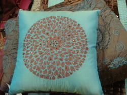 Hand Work Designer Cushion cover