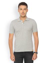 Polo Neck T -Shirt