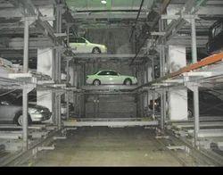 Varam Flat Circulation Car Parking System