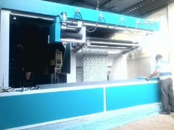 Carpet And Jute Fabric Wrapper Machine