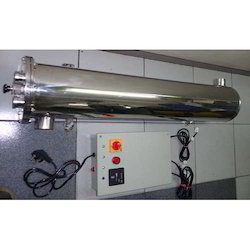 Sanipure Stainless Steel 316l UV Sterilizers, Warranty: 6 Months, Model: UV1000