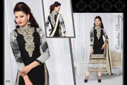 Georgette Base Women Dress Salwar Suit