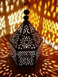 Moroccan Floor Lanterns