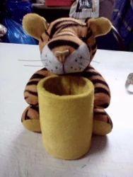 Tiger Pen Stand -Big