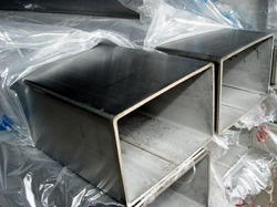 Pre Galvanized Rectangular Tube