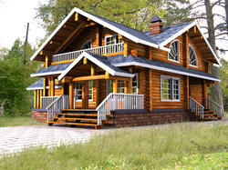 Performance & Energy Savings Pre- Fabricated Wooden House