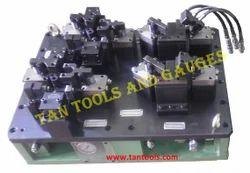 Hydraulic Machining Fixture