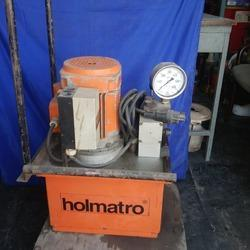 Holmatro Hydraulic Power Pack