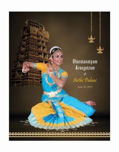 Arangetram Prints Arangetram Invites Service Provider from Chennai