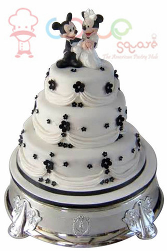 CSDWD014 - Mickey Minnie 2, Bakery & Confectionery Products | Cake ...