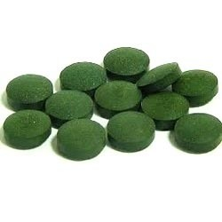 Spirulina tablete