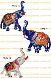 Metel Meena Painting Elephant