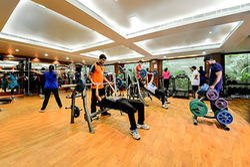 Gymnasium Fitness Club
