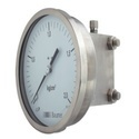 Baumer Differential Pressure Gauge Double Diaphragm Type