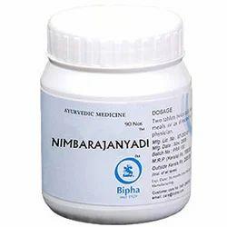 Ayurvedic Allergy Control Medicine-Nimbarajanyadi - Bipha