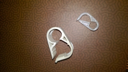 Silver PP Clamp, for Clinic