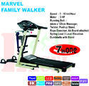 Marvel Family Walker Treadmills