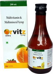 Multivitamin And Multimineral Syrup