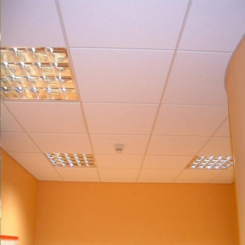 Grid Ceiling - Prefab Structures - Grid Ceiling Service Provider From Coimbatore