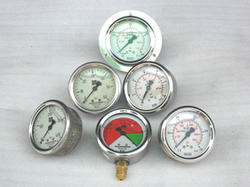 Hydraulic Pressure Meters For Concrete Pump