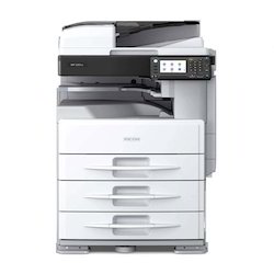 Rico Black And White A4 Mono Multifunction Printers, Model Number: Mp 2014, Memory Size: 256 Mb