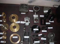 Precision Machined Components in Castings and Forgins