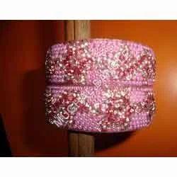 Designer Pink Bangles Sets