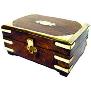 Rectangle Boxes Bamboo And Wooden Handicrafts N Y Imports